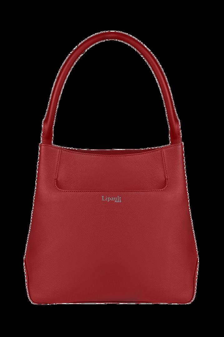Plume Elegance Hobo bag Ruby   1