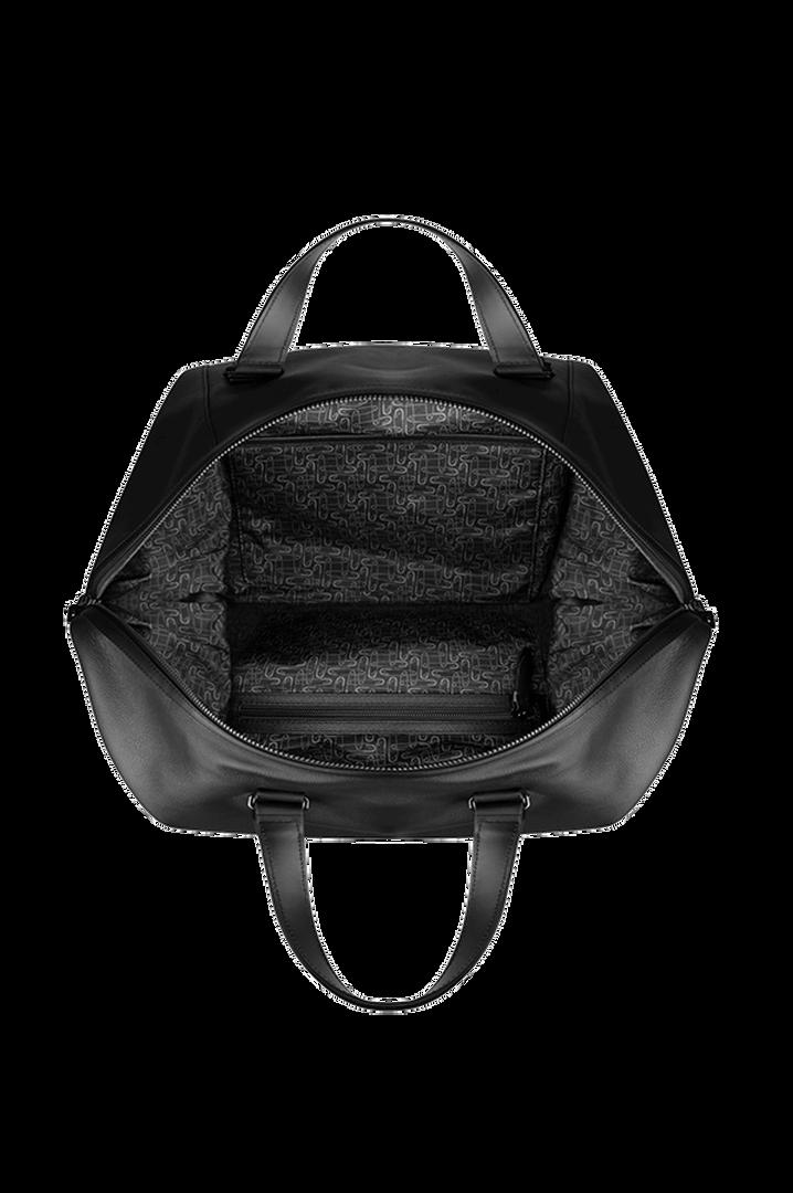 Plume Elegance Borsone Black | 2