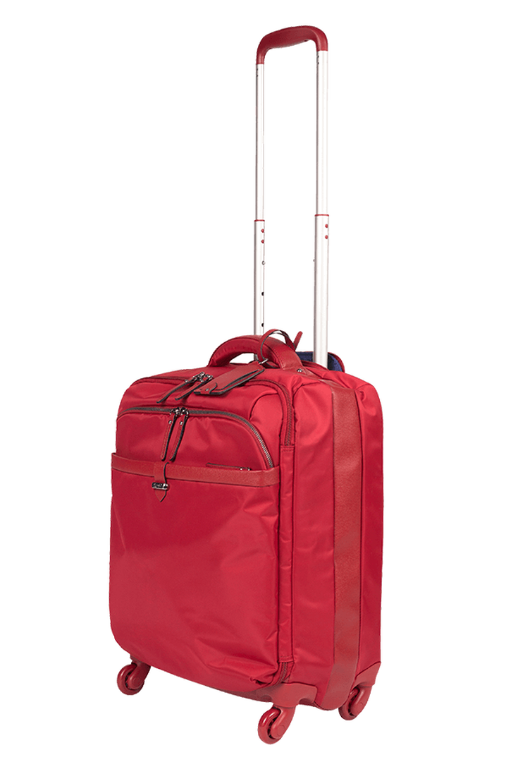 Plume Avenue Spinner (4 ruote) 55cm Garnet Red | 1