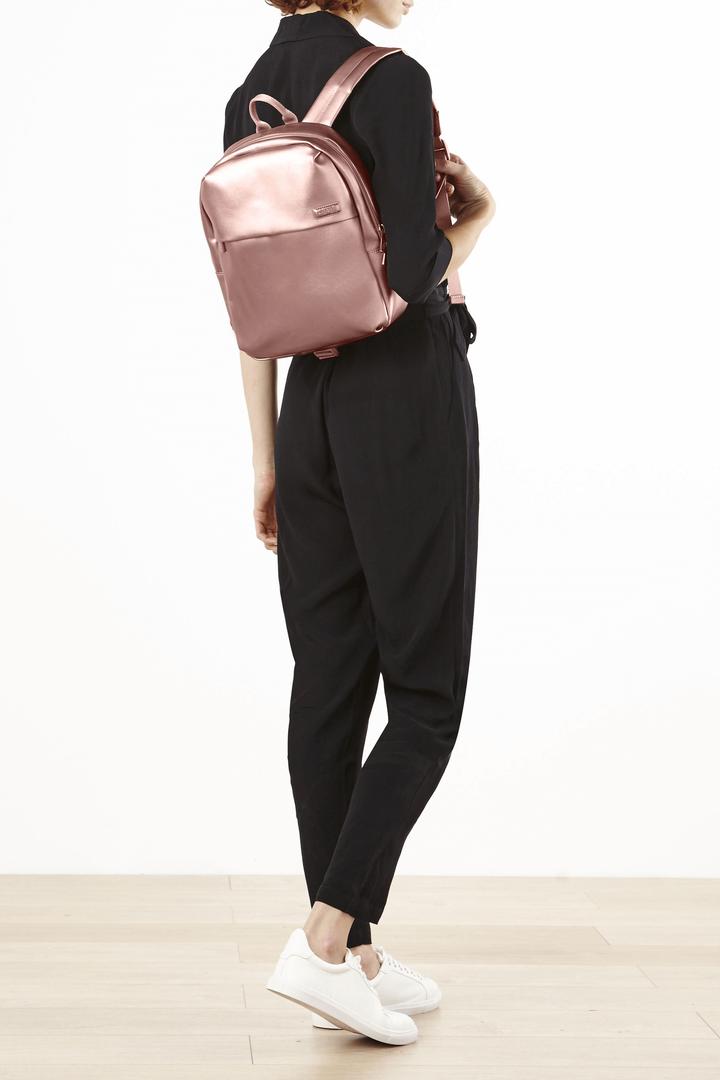Miss Plume Zaino XS Pink Gold | 3