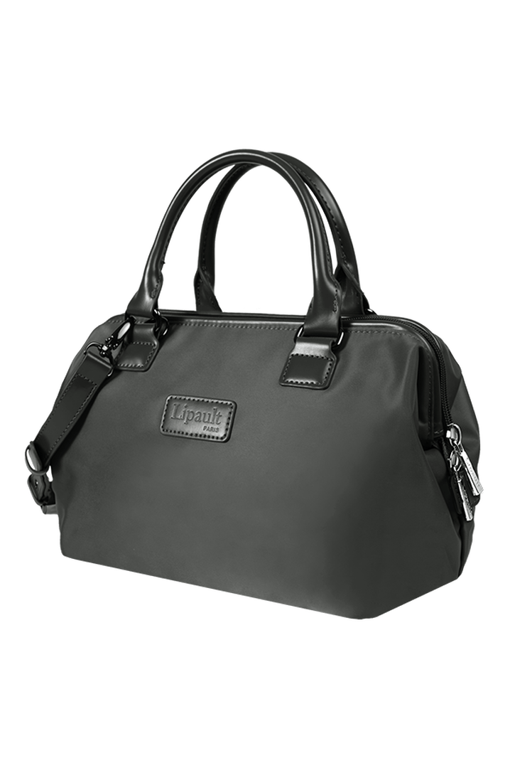 Lady Plume Bowling Bag S Anthracite Grey | 2