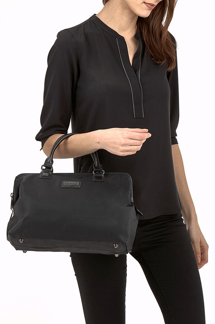 Lady Plume Bowling Bag M Black | 3
