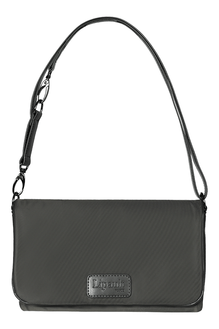 Lady Plume Pochette M Anthracite Grey | 5