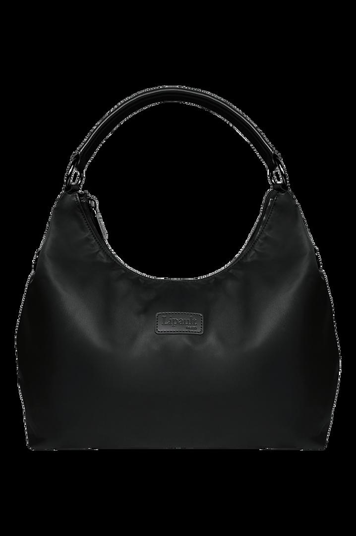 Lady Plume Hobo bag M Black | 1
