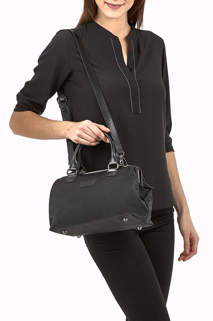 Lady Plume Bowling Bag S Black   4
