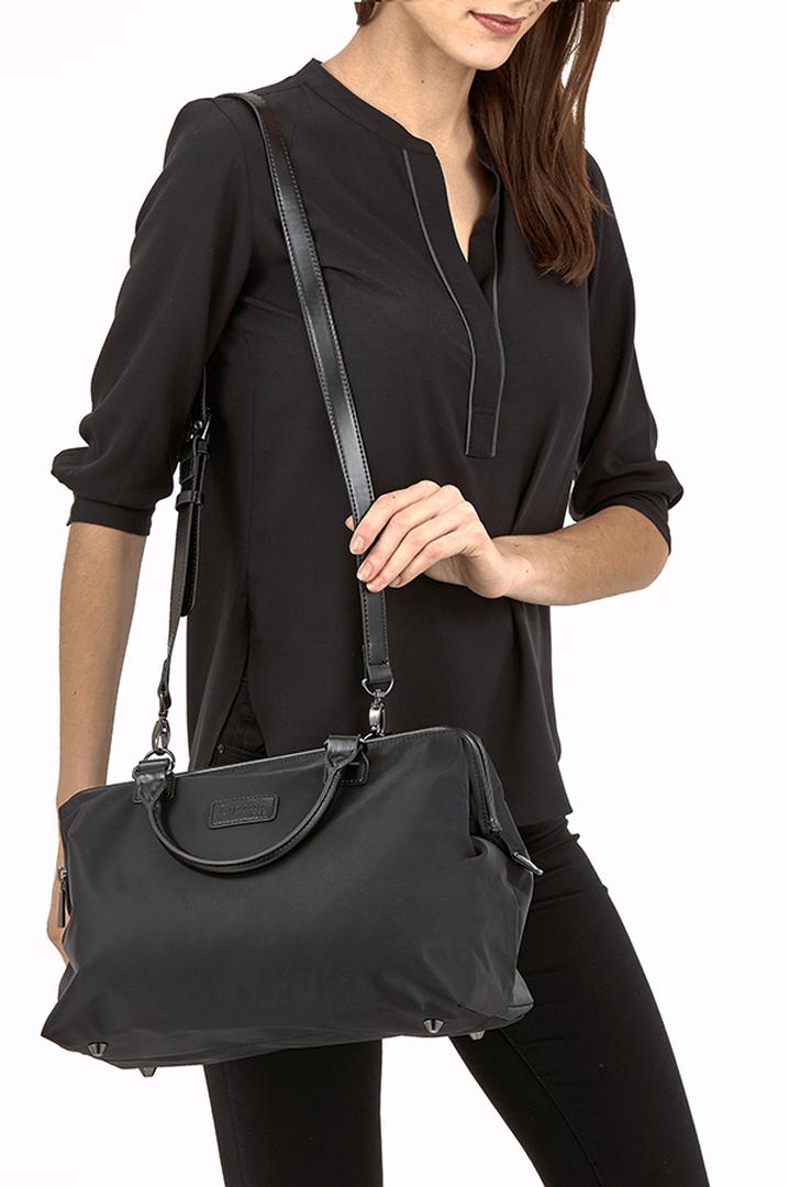 Lady Plume Bowling Bag M Black | 4