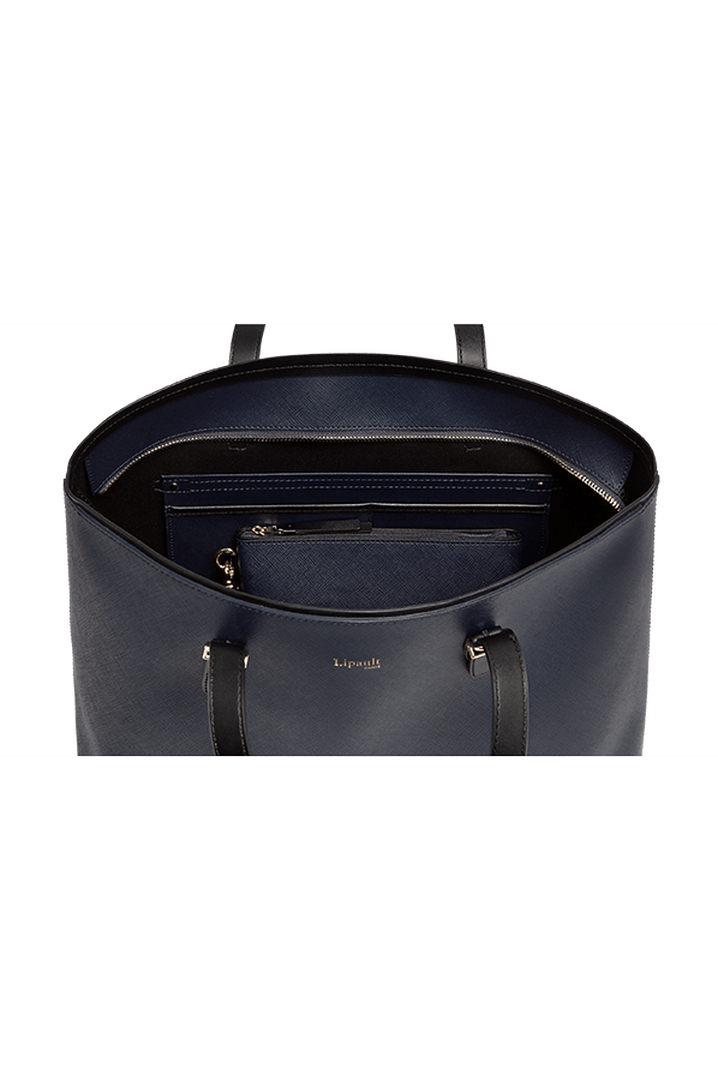 Variation Shopping Bag Navy/Black   2