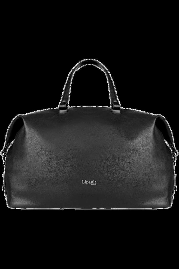 Plume Elegance Borsone Black | 1