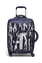 Izak Zenou Collab Trolley (4 ruote) 55cm Pose/Night Blue