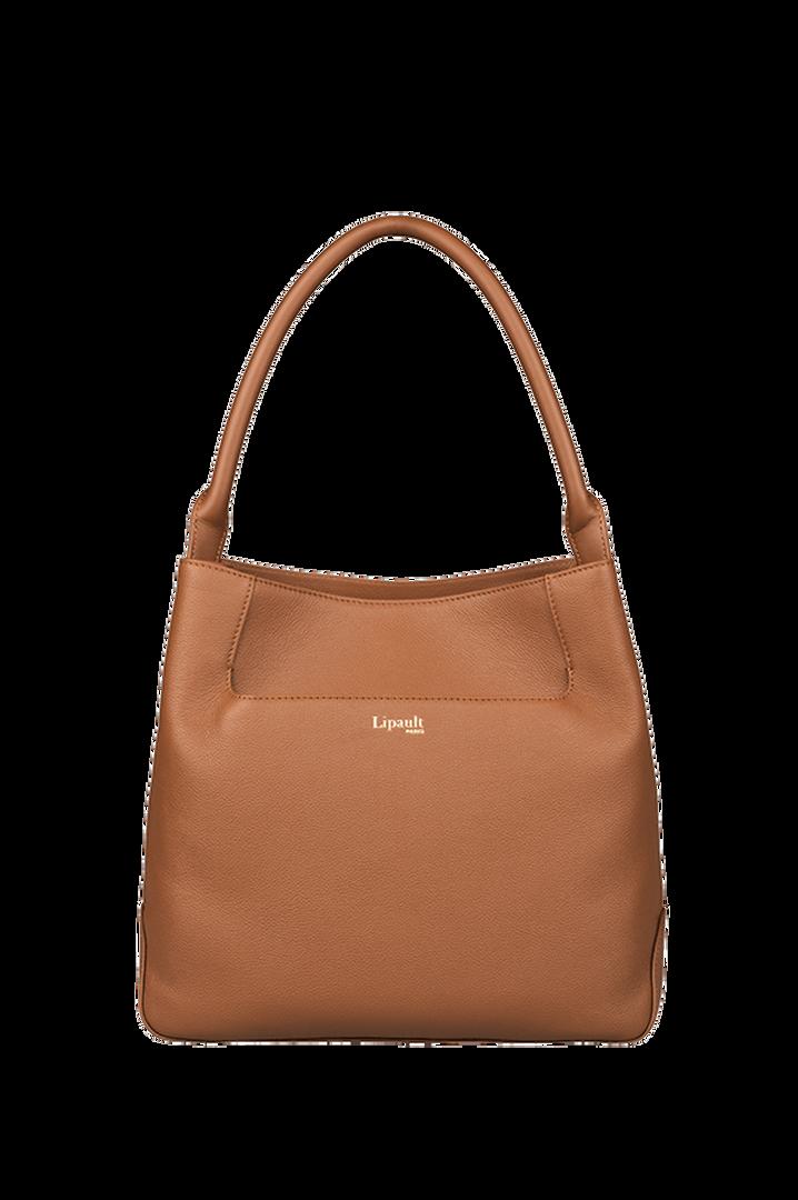 Plume Elegance Hobo bag  Cognac   1