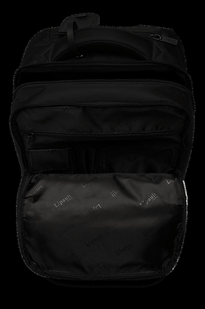 Plume Business Cartella porta PC con ruote Black | 2