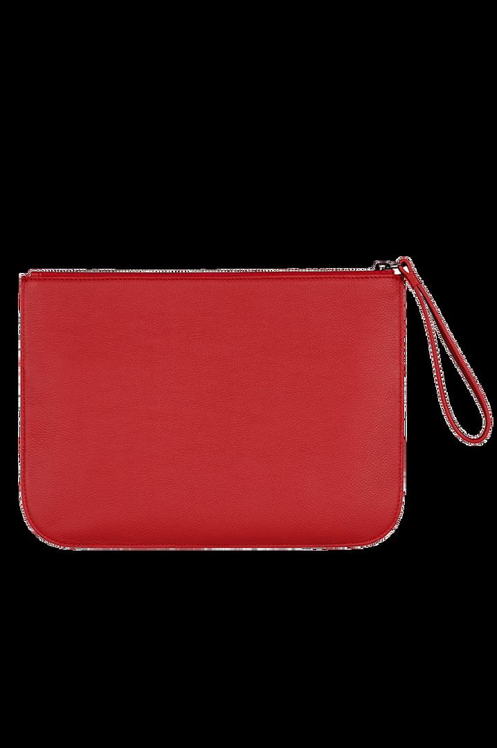 Plume Elegance Pochette Ruby   3