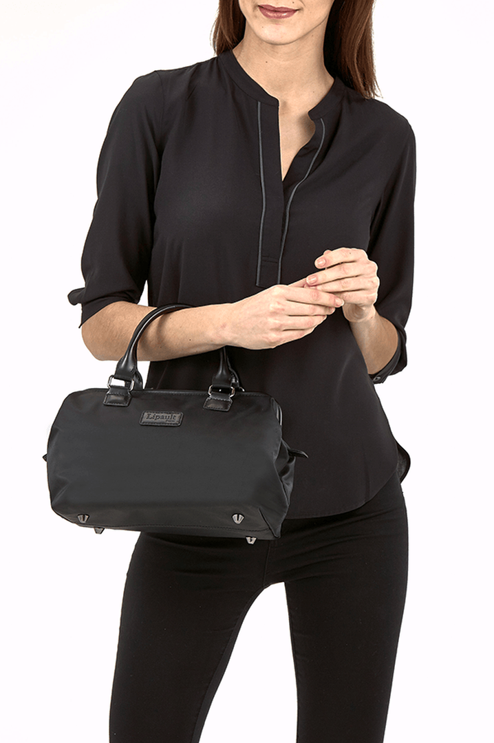 Lady Plume Bowling Bag S Black   3