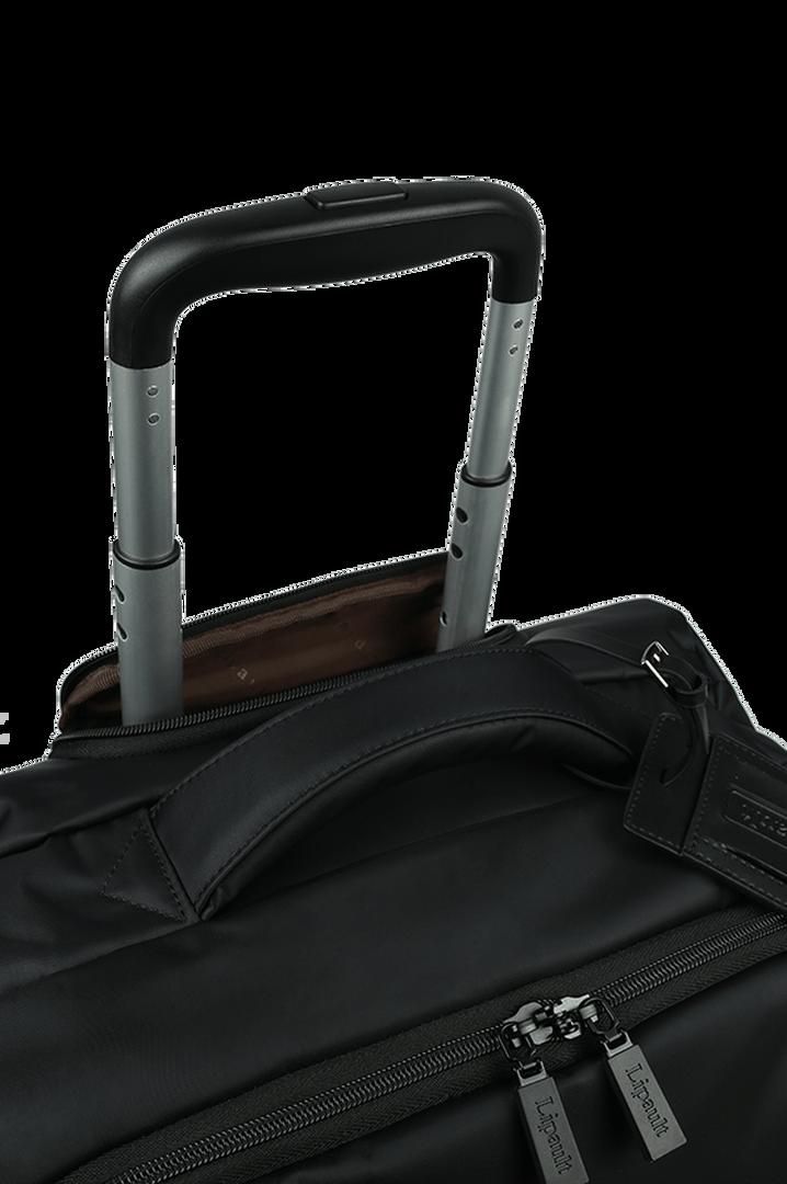 Originale Plume Trolley (4 ruote) 55cm Black | 4
