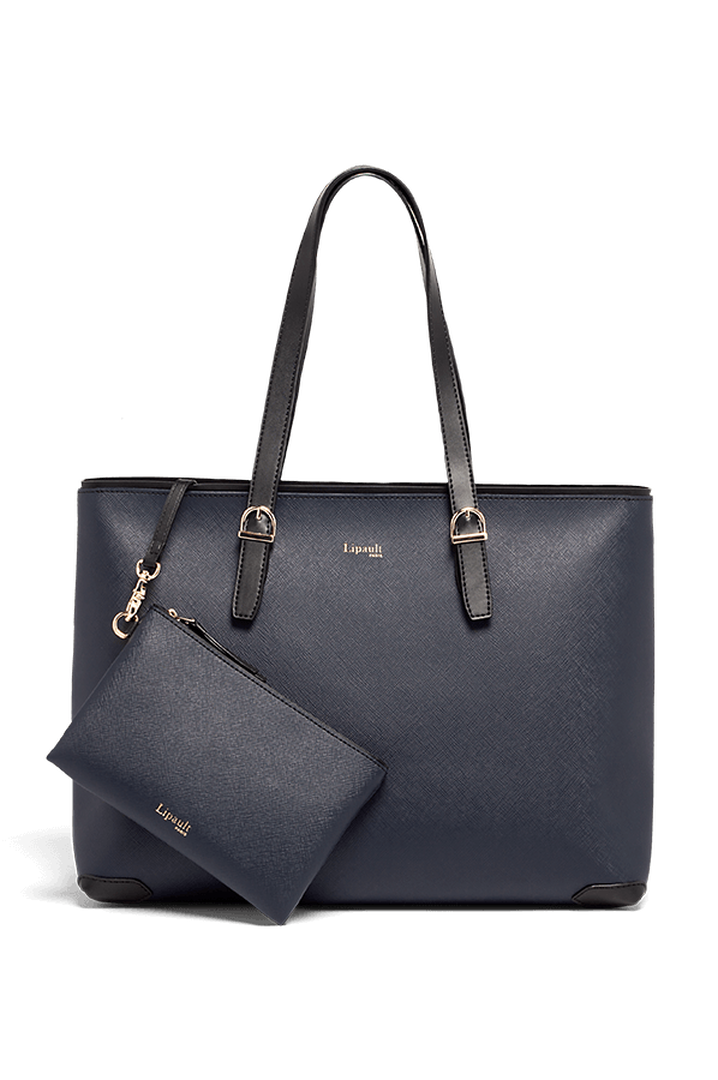 Variation Shopping Bag Navy/Black   4