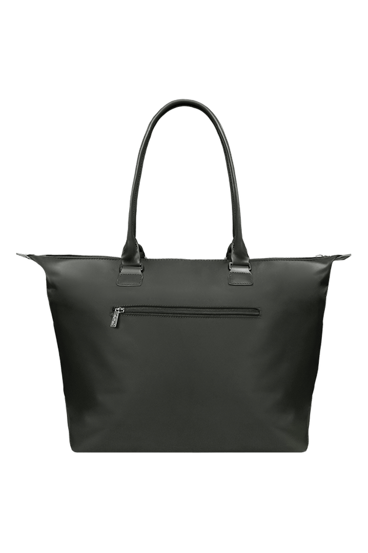 Lady Plume Shopping Bag M Anthracite Grey | 4
