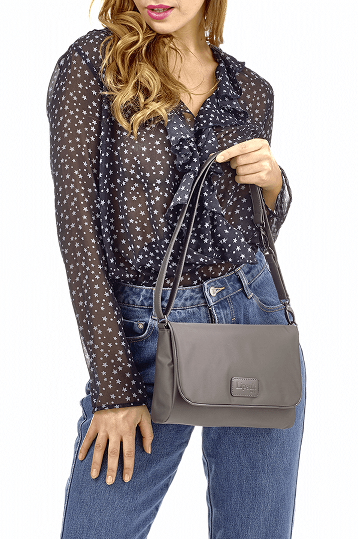 Lady Plume Pochette M Anthracite Grey | 4