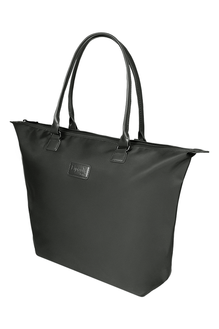 Lady Plume Shopping Bag M Anthracite Grey | 2