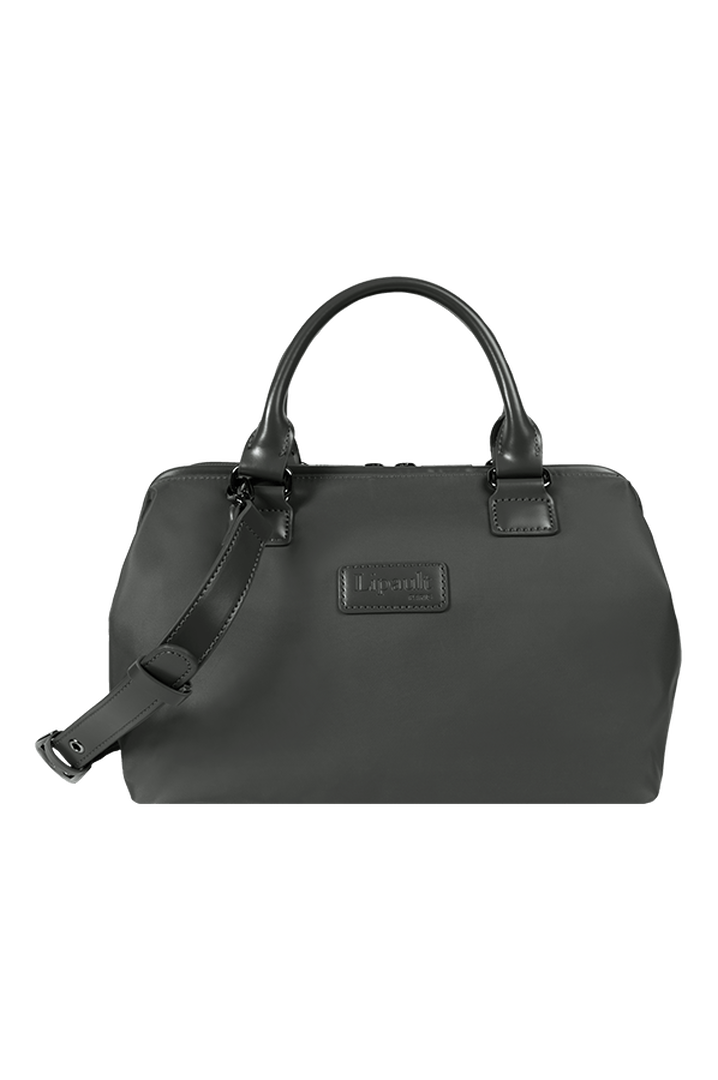 Lady Plume Bowling Bag S Anthracite Grey | 1