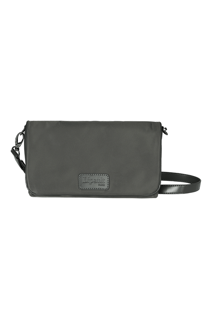 Lady Plume Pochette M Anthracite Grey | 1