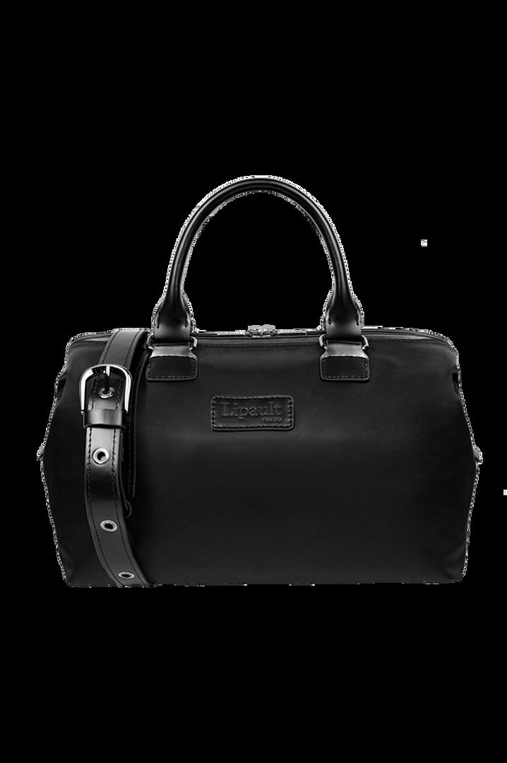 Lady Plume Bowling Bag S Black   1