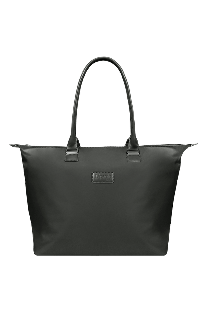 Lady Plume Shopping Bag M Anthracite Grey | 1