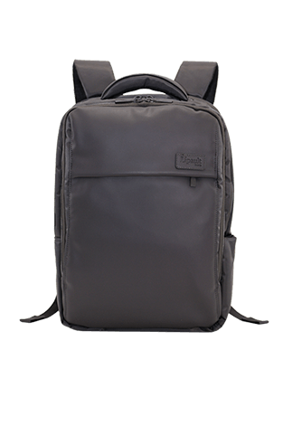 Lipault Plume Premium Laptop Backpack L Anthracite Grey