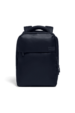 Lipault Plume Business Laptop Backpack M 15.2inch Navy fl
