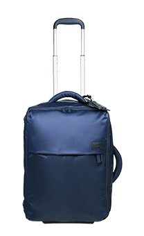 Lipault Pliable Cabin Luggage 2 Wheels 55 cm Navy